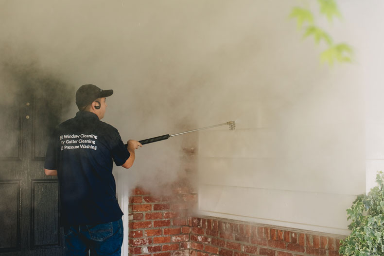 Always Shine Sacramento - Pressure Washing